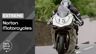 Norton Motorcycles at the Isle of Man TT | Trans World Sport