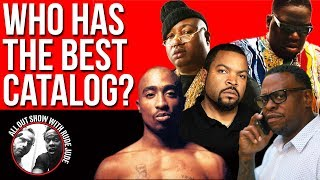 Tupac, Biggie, Scarface, Ice Cube: Who Has The Best Catalog?