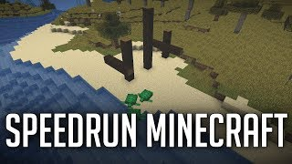 SpeedRun MineCraft 1.13