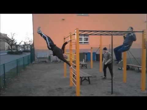Calisthenics workout żagań