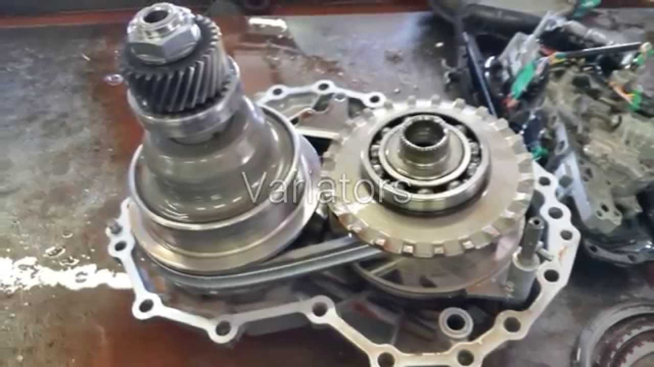 Jf011e Cvt Transmission - Coolant Contamination
