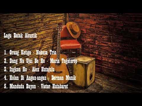 Lagu Batak || Akustik || Cover || Vokal Perempuan