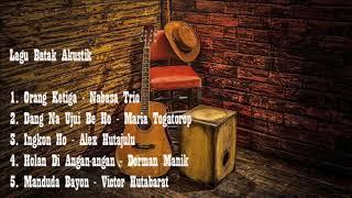 1. Lagu Batak Toba - Versi Akustik (Cover)