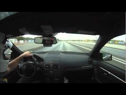 OE Tuned C63 Tune Only Vs MHP Tuned C63 with MHP Headers and race exhaust