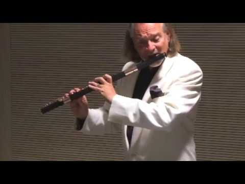 """Reinecke Sonata """"Undine""""  by Patrick Gallois"""
