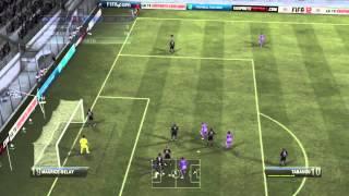 FIFA 12 - Vidéo détente