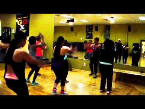 Zumba with Allison B. Golds Gym Sandhills