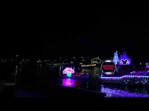 Main Street Electrical Parade On Water - Huntington Harbour Boat Parade