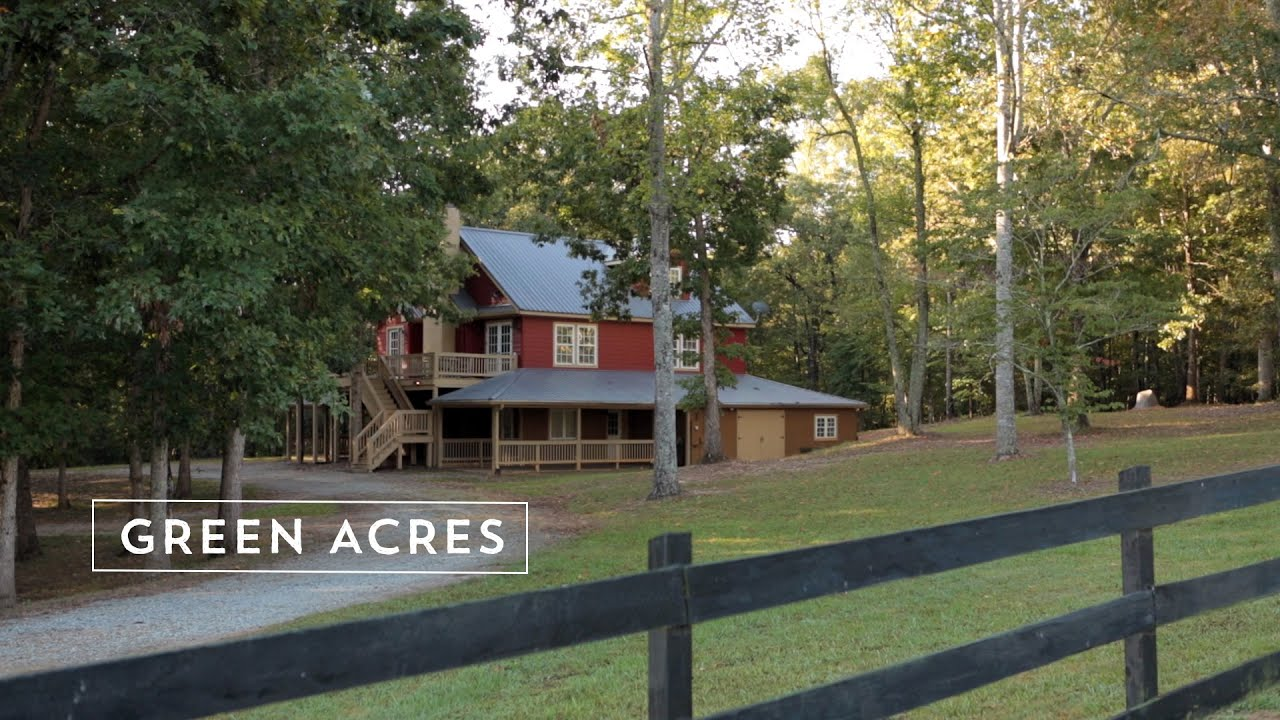 10 Acre South Carolina Horse Farm For Sale Youtube