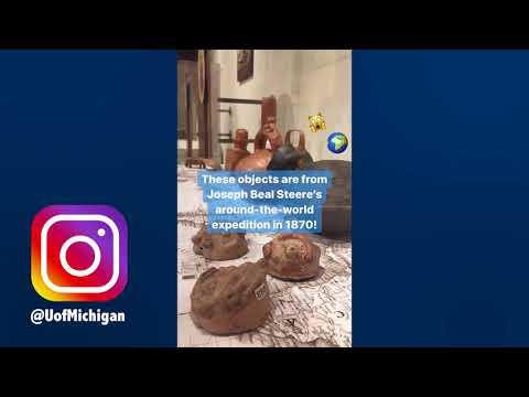 Instagram Story: Excavating Archeology