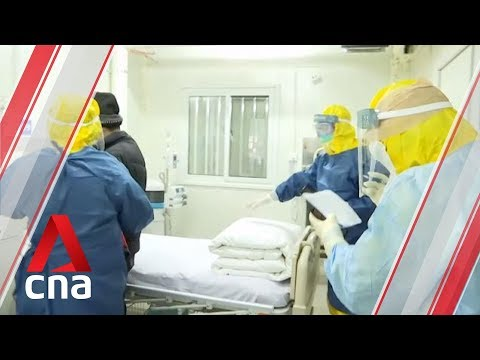 Coronavirus: Death toll in China rises to 636
