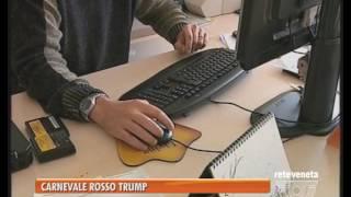 TG BASSANO (27/02/2017) - CARNEVALE ROSSO TRUMP
