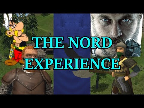 The Mount and Blade Nord Experience