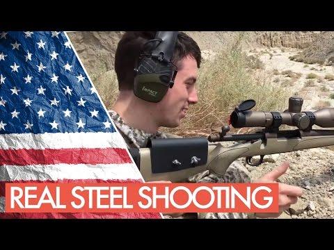 Real Steel Sniper - Remington M700