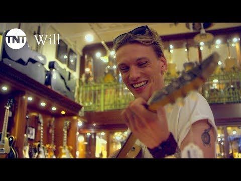 Will: Jamie Campbell Bower Likes to Feel Ruined  TNT