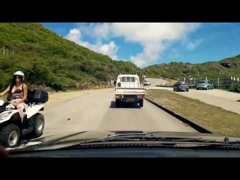 St. Barth - Driving from L'Orient to Gustavia