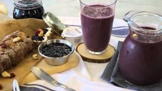 [데일리허브] 뽕나무 열매 오디로 건강한 디저트 만들기
