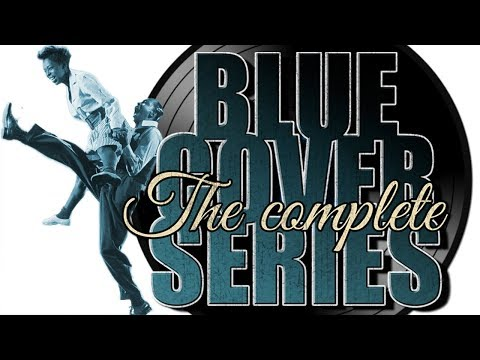 "1 Hour Electro SWING DJ mix - ""Complete 'Blue Cover' Series"" playlist non-stop mixtape"