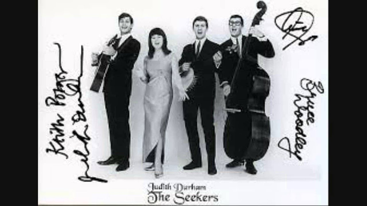 The Seekers Bruce Woodley, Athol Guy, Keith Potger The Pig And The  Inebriate 1975