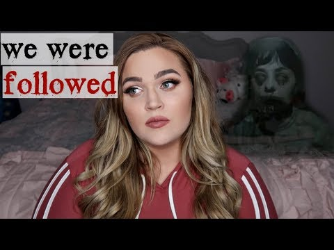 I Stayed Overnight in a Haunted Hotel......