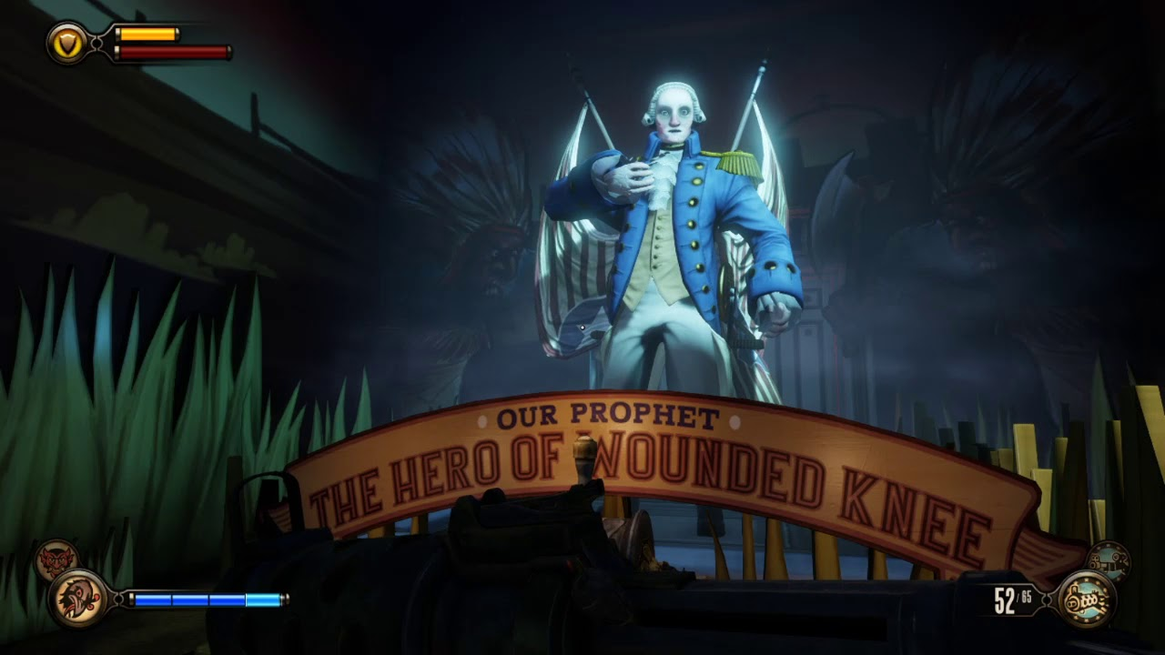Bioshock Infinite: Ken Levine is Seriously One of the Best Developers of Our Time