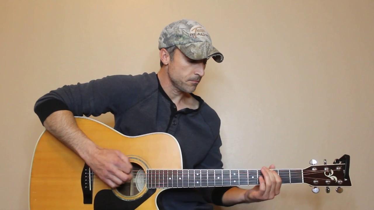 Midnight Train To Memphis Chris Stapleton Guitar Lesson