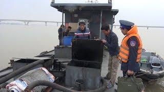 Tạm giữ 25.000 lít dầu vi phạm trên tuyến biển Quảng Ninh