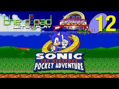 """Charmed, I'm Sure"" - PART 12 - Sonic the Hedgehog Pocket Adventure"