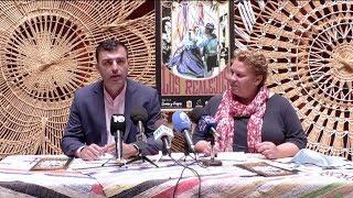 Presentación del programa de las Fiestas de Mayo 2019 - Los Realejos