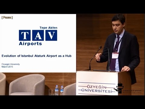 Istanbul Hub Seminer Part IIII - Dr. Gokhan Dogan