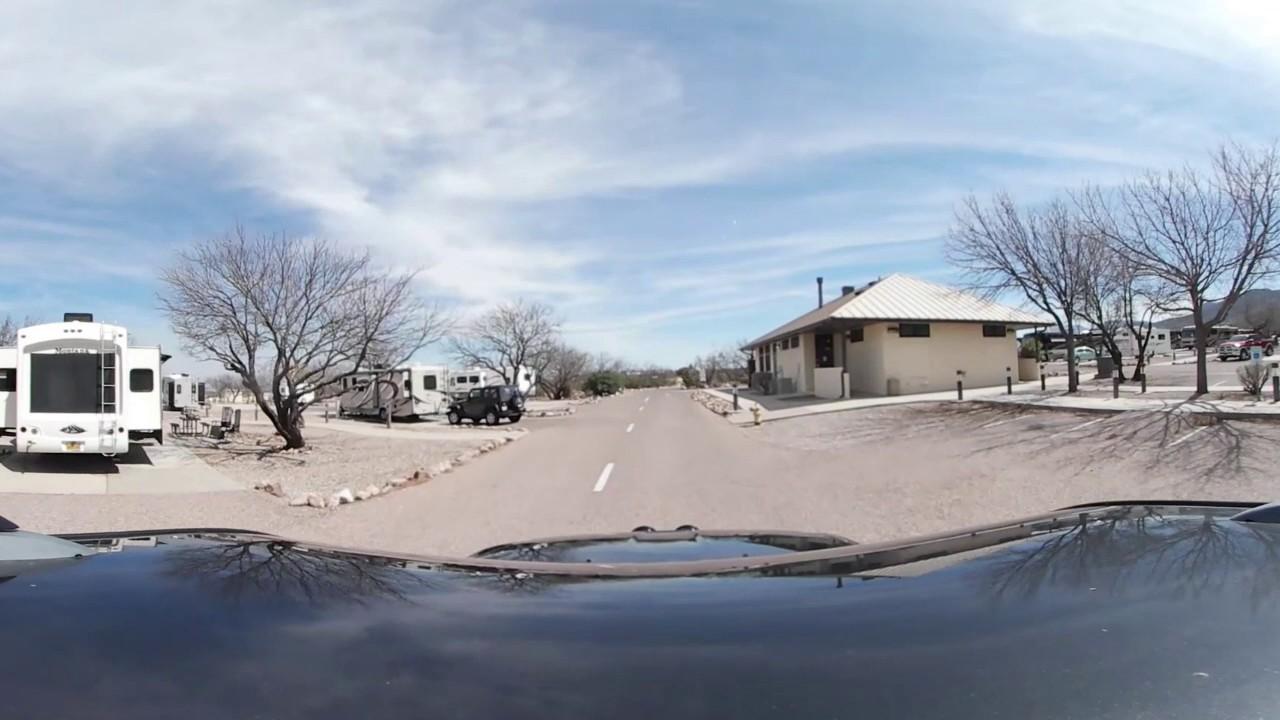 360 video tour of apache flats rv park az youtube