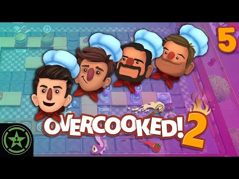 Drive-By Plating - Overcooked 2 (#5) | Let's Play