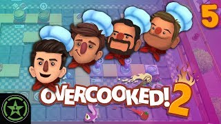 Drive-By Plating - Overcooked 2 (#5) | Let