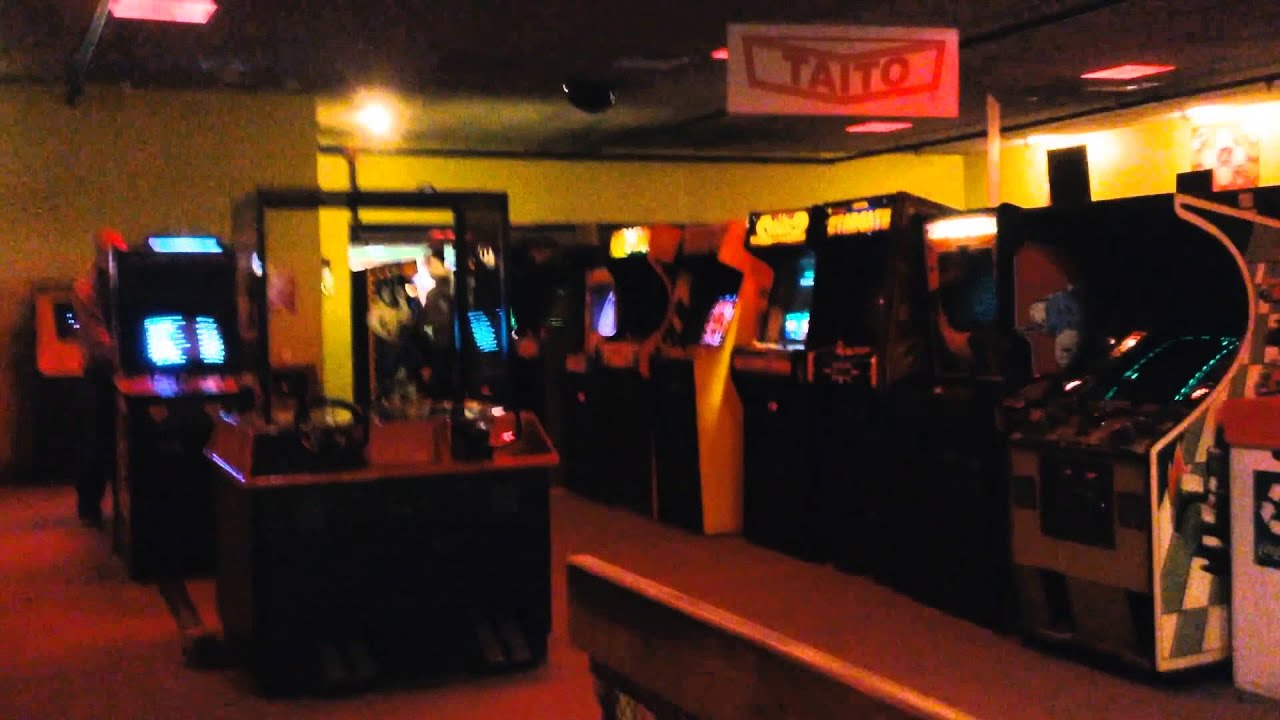 Funspot Arcade Laconia New Hampshire Youtube