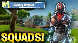 SQUAD SUNDAY! SQUADS WITH VIEWERS! (Fortnite Battle Royale Livestream)