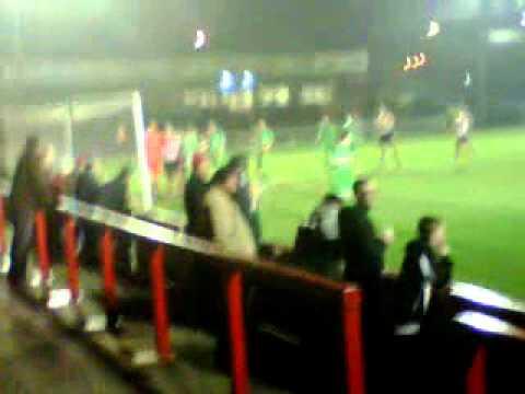 Marc Joseph's equalising goal vs. Forest Green Rov...