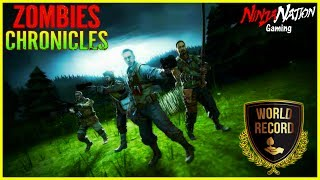 """ZOMBIES CHRONICLES"" 1ST ROOM 🏆 WORLD RECORD 🏆 NACHT 