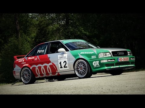 W 246 Rthersee Tour 2015 Episode 3 Audi 80 Competition Stw