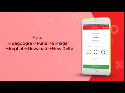 AirAsia Mobile20 - Destinations in India