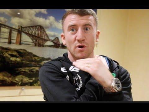 PADDY BARNES RAW! -ON LIFE BAN FOR DRUG CHEATS, CONTROVERSIAL SCORING & WHAT HE'LL DO IF GET ROBBED!