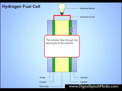 Hydrogen Fuel Cell Youtube