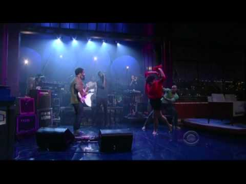 TV on the Radio - Will Do on Letterman