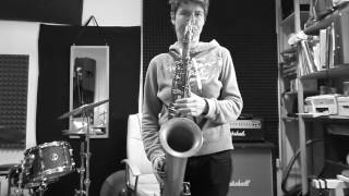 Download Saxophone Workout - D'addario Select Jazz 7M Tenor mouthpiece MP3 song and Music Video