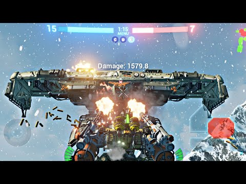 Battle Of Titans Epic Game Play 8 Vs 8