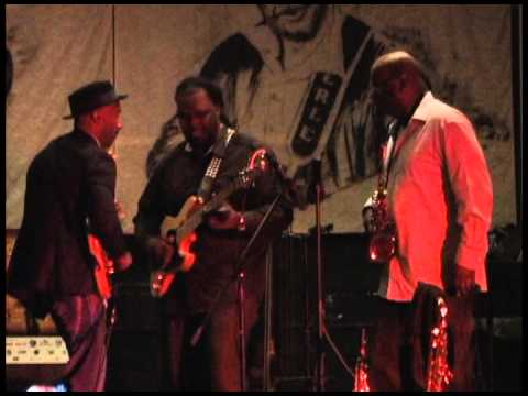 Marcus Miller Tribute to Wayman Tisdale at The Oklahoma Music Hall of Fame