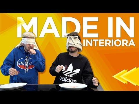 INTERIORA CHALLENGE 🤢 | Matt & Bise