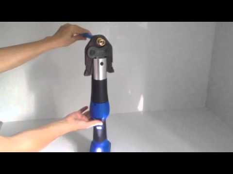 ginde battery operated crimping tool youtube. Black Bedroom Furniture Sets. Home Design Ideas