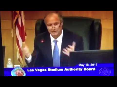 Oakland Raiders Las Vegas NFL Stadium Lease Was Conditionally Approved