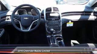 2016 Chevrolet Malibu Limited Odessa TX GF115552