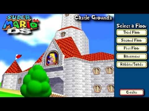 Super Mario 64 DS Interactive - Part 1 of 2